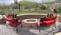 Patio Seating For Your Fire Pit Part 87