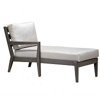 L Arm Single Chaise