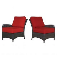 L & R Sectional Arm Chairs
