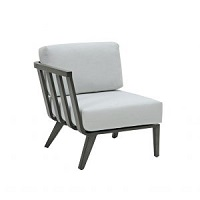 L Arm Sectional Chair