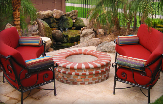 Sunset Patio Furniture Collections Curved Sofas