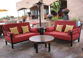 Sunset Patio Furniture Collections Santa Fe Ii Collection