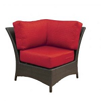 Sectional Wedge Chair