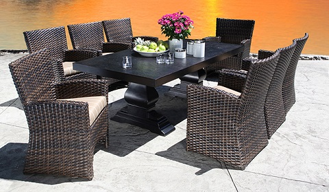 Sunset Patio Furniture Collections Outdoor Resort Style