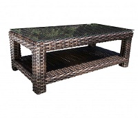 "48"" Rectangle Coffee Table"