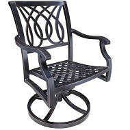 Dining Swivel Rocker