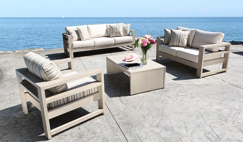 sunset patio furniture collections - outdoor resort style furniture