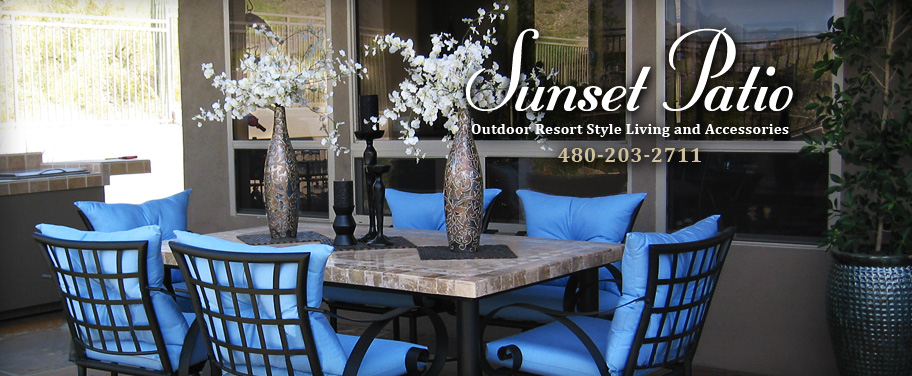Sunset Patio Design Process