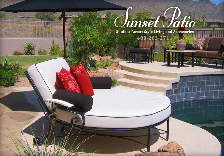 Outdoor Resort Style Living | Scottsdale Patio Furniture | Patio Furniture  Arizona | Patio Furniture In Phoenix | Garden Furniture   Sunset Patio Part 85